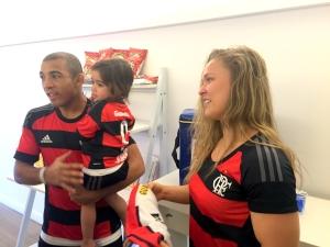 Flamengo 2 x 2 Santos